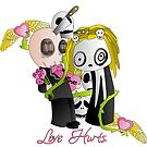 In Loving Memory of Love Hurts by LeighAth