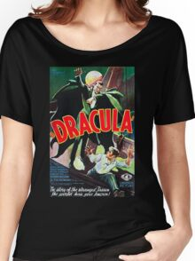 Dracula Vintage Women's Relaxed Fit T-Shirt