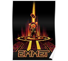 EMMETRON (Awesome Variant) Poster