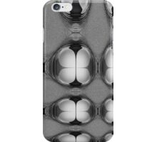 Abstract Soccer Ball iPhone Case/Skin
