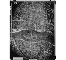 Paris à 1550 iPad Case/Skin