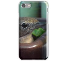 An Unexpected Guest iPhone Case/Skin