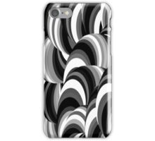 Abstract Circles iPhone Case/Skin