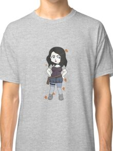 She's pretty awesome  Classic T-Shirt