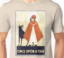 One Upon A Time Vintage Unisex T-Shirt