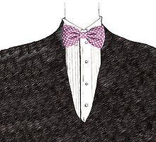 Mister Bow tie by MariaDiaz