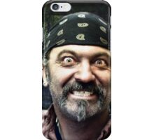 Here comes Johnny! iPhone Case/Skin