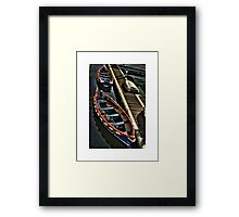 Lifeboat Framed Print