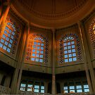 Blessing - Bahai Temple, Sydney - The HDR Experience by Philip Johnson