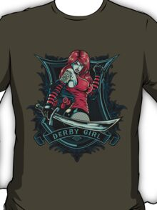 Derby Girl T-Shirt