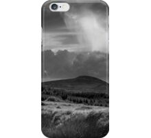 Scattering clouds - photograph iPhone Case/Skin
