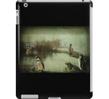 The Penguin Patch iPad Case/Skin
