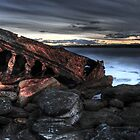 Shipwreck, La Perouse, HDR Version by Den Williams