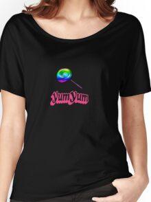 Yum Yum Women's Relaxed Fit T-Shirt