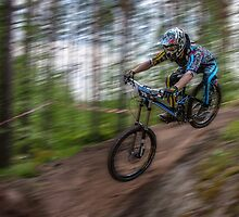 Downhill Race by Ari Salmela