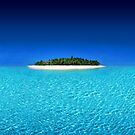Exotic Private Island  by Bruno Beach