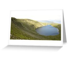 The devils punchbowl Greeting Card