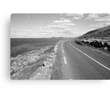 Burren county road Canvas Print