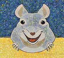 THE RAT THAT ATE THE CHEESE by Jean Gregory  Evans