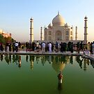 Tourists and Reflections by John Dalkin