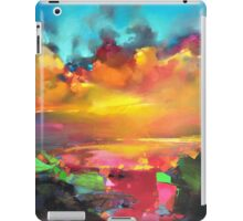 Consonance and Dissonance iPad Case/Skin