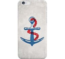 So why were you so anchorless?  iPhone Case/Skin