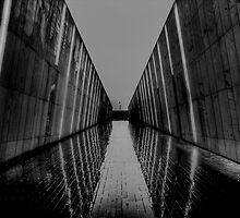 The Corridor to Parliament by Beckon