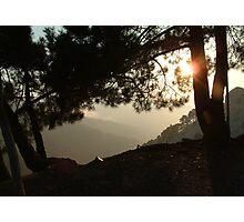 Spanish Hills Photographic Print
