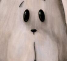 Pocket Bunny Sticker