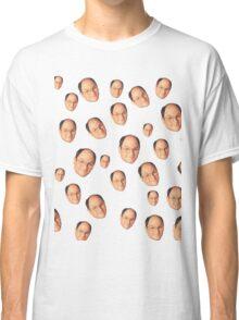 George Costanza Heads Classic T-Shirt