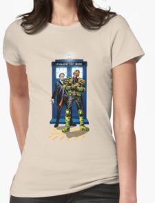 Who Judges The Doctor T-Shirt