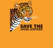 Save the Amur Leopard Unisex T-Shirt
