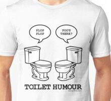 Toilet Humour Unisex T-Shirt