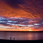 Kalbarri Sunset 2 by Adrian Lord