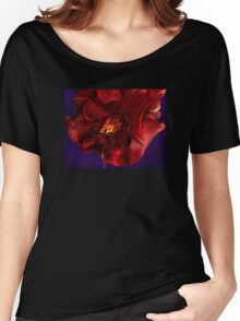 Red 02 Women's Relaxed Fit T-Shirt