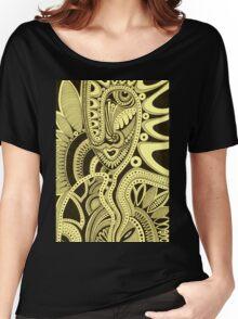 Vulturous Flower  Women's Relaxed Fit T-Shirt