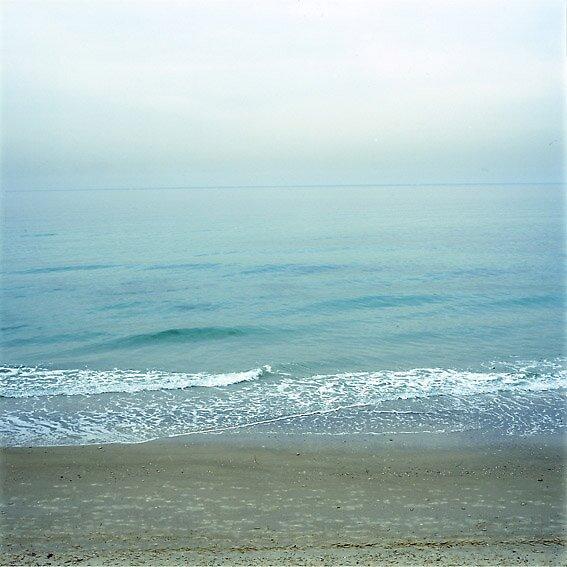 Apollonia beach by Daniela Orvin
