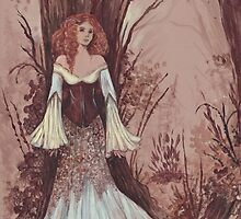 Kate by morgansartworld