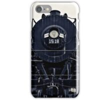 Steam Engine 1518 iPhone Case/Skin