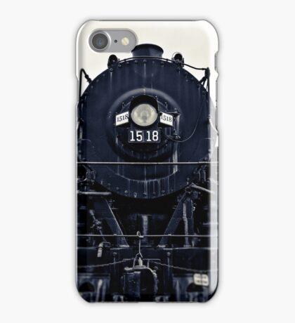 Steam Engine 1518 iPhone Case/Skin