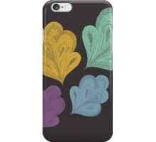 Light as a Peacock Feather  iPhone Case/Skin