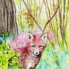 FOX by morgansartworld