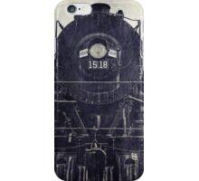 Vintage Steam Engine iPhone Case/Skin