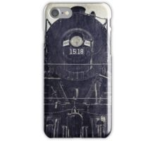 Vintage Steam Engine iPhone Case/Skin