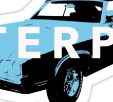 Interpol My Blue Supreme T shirt Sticker