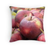 Tassie Apples Throw Pillow