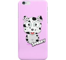 Farm Animal Fun Games - Sparky - Pink iPhone Case/Skin