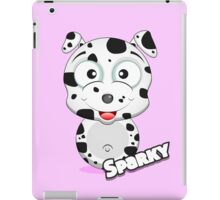 Farm Animal Fun Games - Sparky - Pink iPad Case/Skin