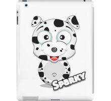 Farm Animal Fun Games - Sparky - White iPad Case/Skin