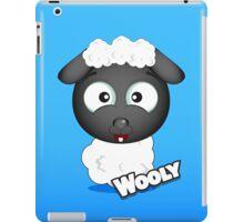 Farm Animal Fun Games - Wooly - Blue Gradient iPad Case/Skin